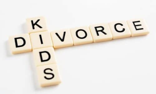How To Help Your Child Through A Divorc